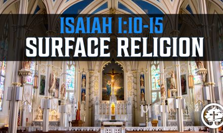 Surface Religion