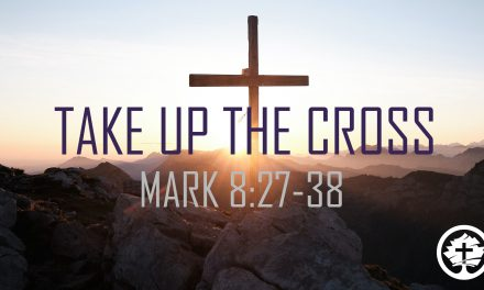 Take Up The Cross